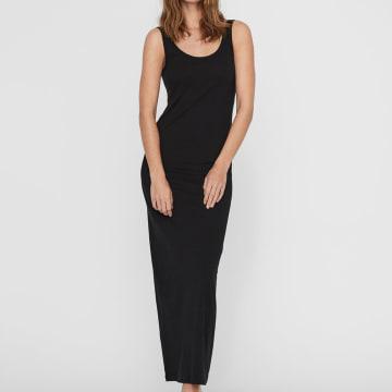 Vero Moda - Robe Longue Femme 10233347 Noir