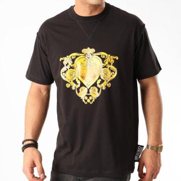 Versace Jeans Couture - Tee Shirt Renaissance B3GVB7EA-30311 Noir
