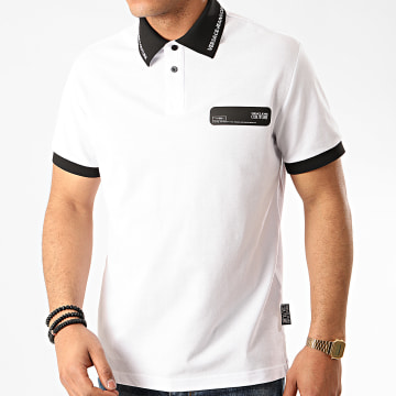 Versace Jeans Couture - Polo Manches Courtes B3GVB7P5-36571 Blanc