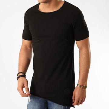 Zelys Paris - Tee Shirt Oversize Staf Noir