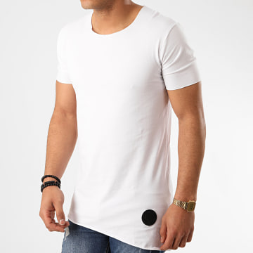 Zelys Paris - Tee Shirt Oversize Staf Blanc