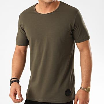Zelys Paris - Tee Shirt Team Vert Kaki