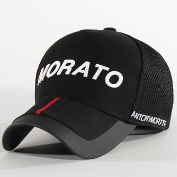 Antony Morato - Casquette Trucker MMHA00257 Noir