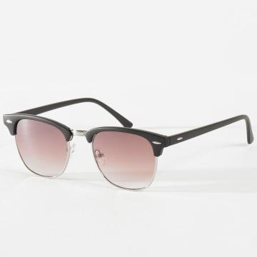 Classic Series - Lunettes De Soleil 0163162F Noir Rose