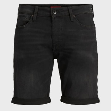 Jack And Jones - Short Jean Rick Icon Noir