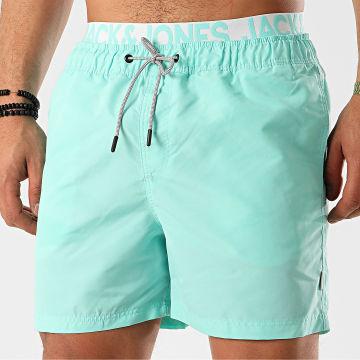 Jack And Jones - Short De Bain Aruba Vert D'eau