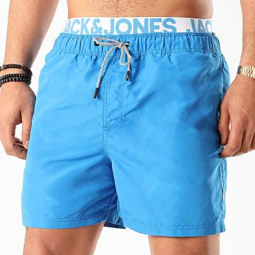 Jack And Jones - Short De Bain Aruba Bleu Clair