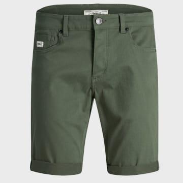 Produkt - Short Chino 12149632 Vert Kaki