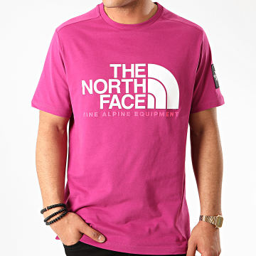 The North Face - Tee Shirt Fine Alp 2 A4M6N Violet