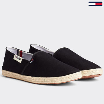 Tommy Jeans - Chaussures Summer Shoe 0423 Noir