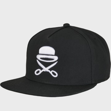 Cayler And Sons - Casquette PA Icon Noir Blanc
