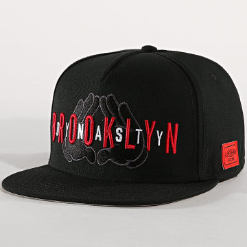 Cayler And Sons - Casquette Snapback Jaynasty Noir