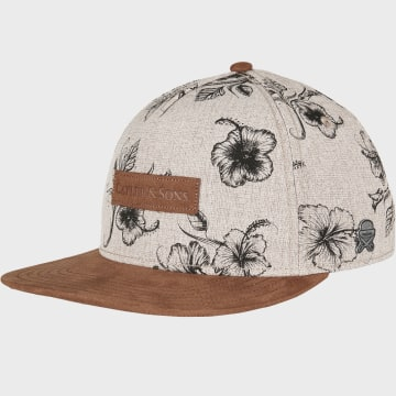 Cayler And Sons - Casquette Snapback Vibin Beige