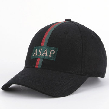 Cayler And Sons - Casquette ASAP Curved Noir