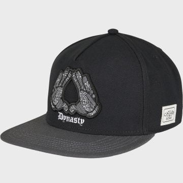 Cayler And Sons - Casquette Snapback Broompton Noir