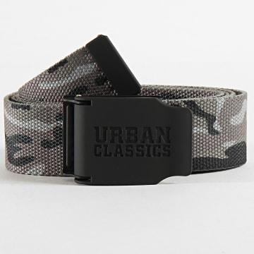 Urban Classics - Ceinture TB2171 Gris Camouflage