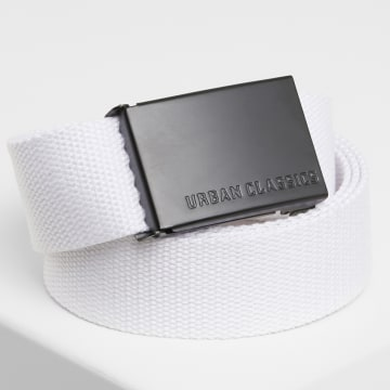 Urban Classics - Ceinture TB305 Blanc Noir