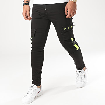 Black Needle - Jogger Pant 3020 Noir