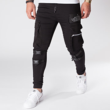 Black Needle - Jogger Pant 3015 Noir