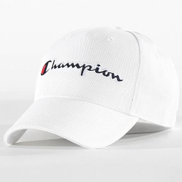 Champion - Casquette Rochester 804792 Blanc