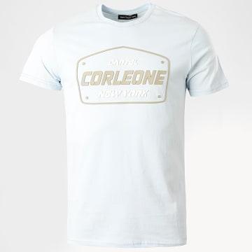 Classic Series - Tee Shirt Corleone Bleu Clair