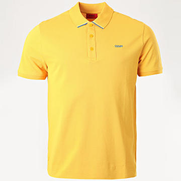 HUGO by Hugo Boss - Polo Manches Courtes Daruso 50424126 Jaune