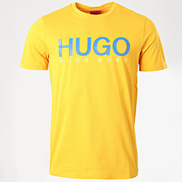 HUGO by Hugo Boss - Tee Shirt Dolive 50424999 Jaune