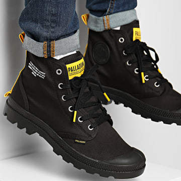 Palladium - Boots Pampa Hi Dare Safety 76746 Black