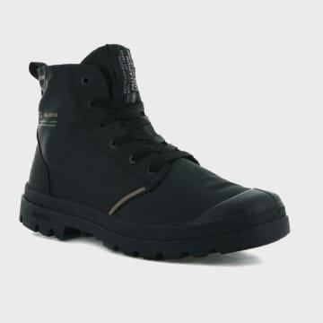 Palladium - Boots Pampa Lite+ Recycle Waterproof 76656 Black Black