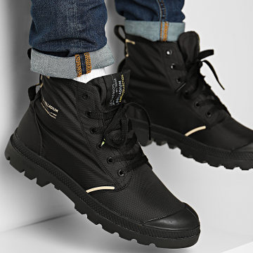 Palladium - Boots Pampa Lite+ Recycle Waterproof 76656 Black Black