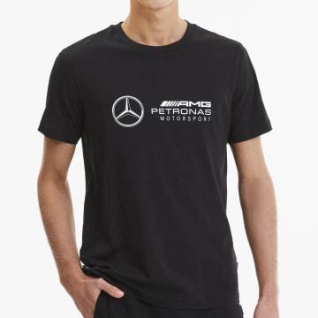 Puma - Tee Shirt AMG Mercedes 596186 Noir