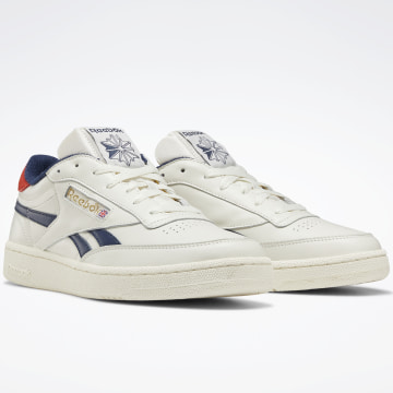 Reebok - Baskets Club C Revenge EF3084 Chalk Collegiate Navy Legacy Red
