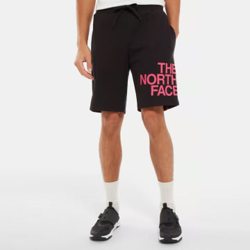 The North Face - Short Jogging Graphic Noir