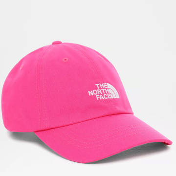 The North Face - Casquette Norm Rose