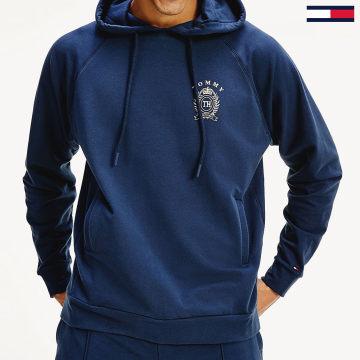 Tommy Hilfiger - Sweat Capuche HWK 1801 Bleu Marine