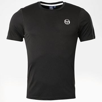Sergio Tacchini - Tee Shirt Zitan 020 Noir