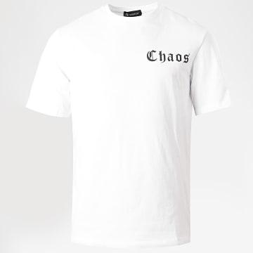 Aarhon - Tee Shirt 92412 Blanc