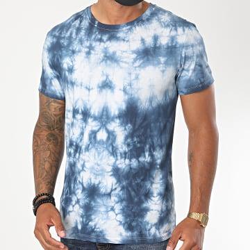 Aarhon - Tee Shirt 13875 Bleu Marine