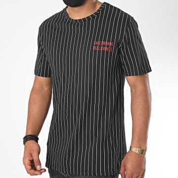 Aarhon - Tee Shirt Fake Friends Noir