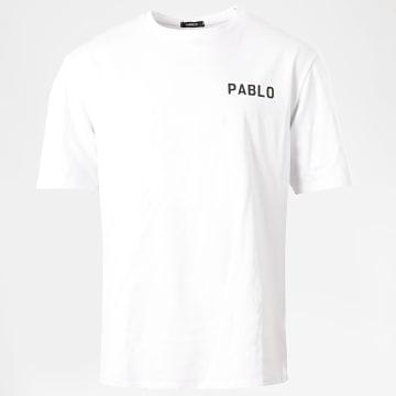 Aarhon - Tee Shirt 92411 Blanc