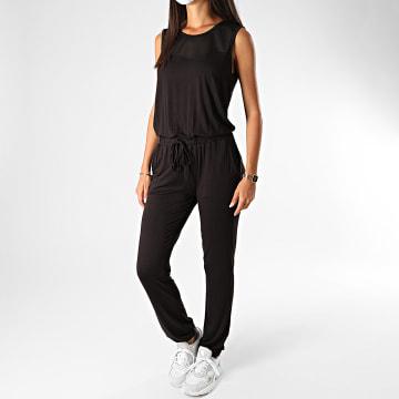 Urban Classics - Combinaison Femme Sans Manches TB1630 Noir