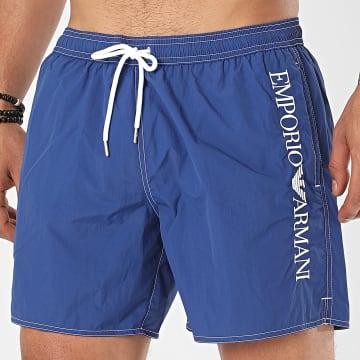 Emporio Armani - Short De Bain 211740-0P422 Bleu Marine
