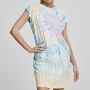 Urban Classics - Robe Femme TB3448 Pastel