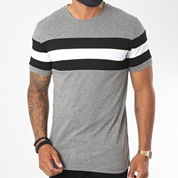 Aarhon - Tee Shirt 13879 Gris Chiné