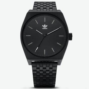 Adidas Originals - Montre Process M1 Z02-001 All Black