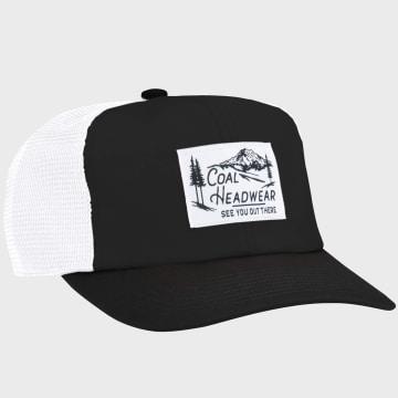 Coal Headwear - Casquette Trucker The Highland Noir