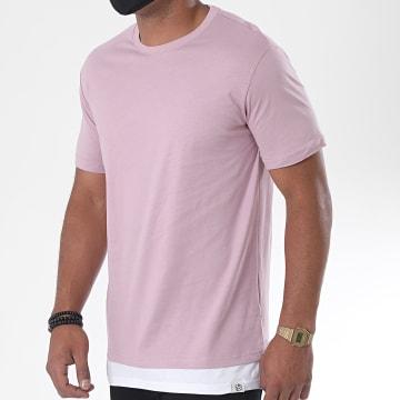 KZR - Tee Shirt Oversize B007 Rose