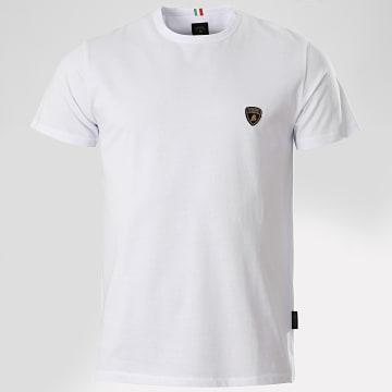 Lamborghini - Tee Shirt Jersey Picasso B3XVB7T1-30260 Blanc