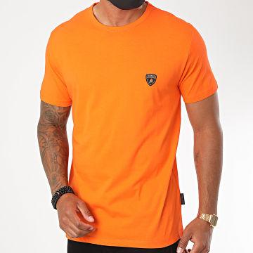 Lamborghini - Tee Shirt Jersey Picasso B3XVB7T1-30260 Orange