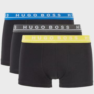 Hugo Boss - Lot De 3 Boxers 50426021 Noir